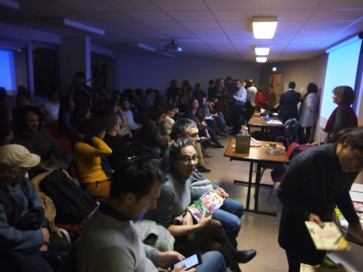 Photo salle comble